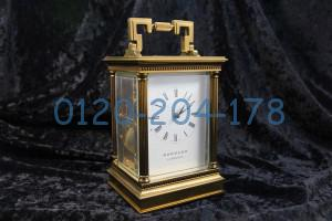 置時計 金 高級時計