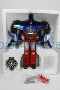 ロボット ヒーロー
