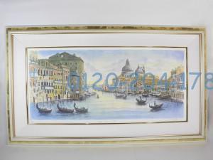 水彩画 イタリア ヴェネチア