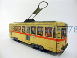 ブリキ チンチン電車